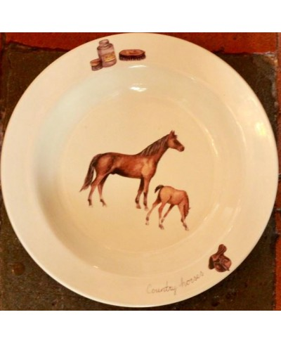 Country Horses - paardenbord